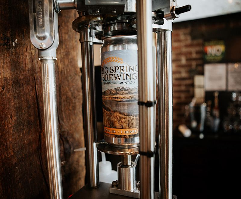 Big Spring Brewing :: Brewing craft beer in Lewistown, Montana.