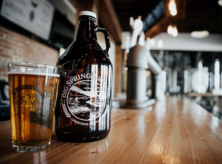 Big Spring Brewing :: Brewing craft beer in Lewistown, Montana.