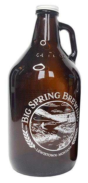 Big Spring Brewing :: Growler