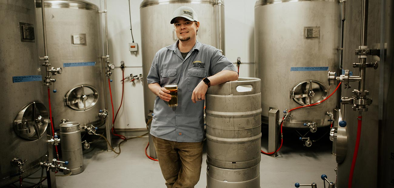 Big Spring Brewing :: Head Brewer