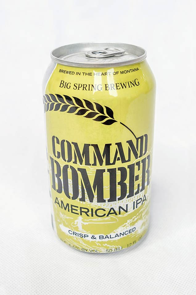 Big Spring Brewing :: Command Bomber