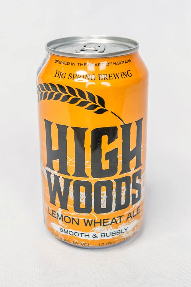 Big Spring Brewing :: High Woods