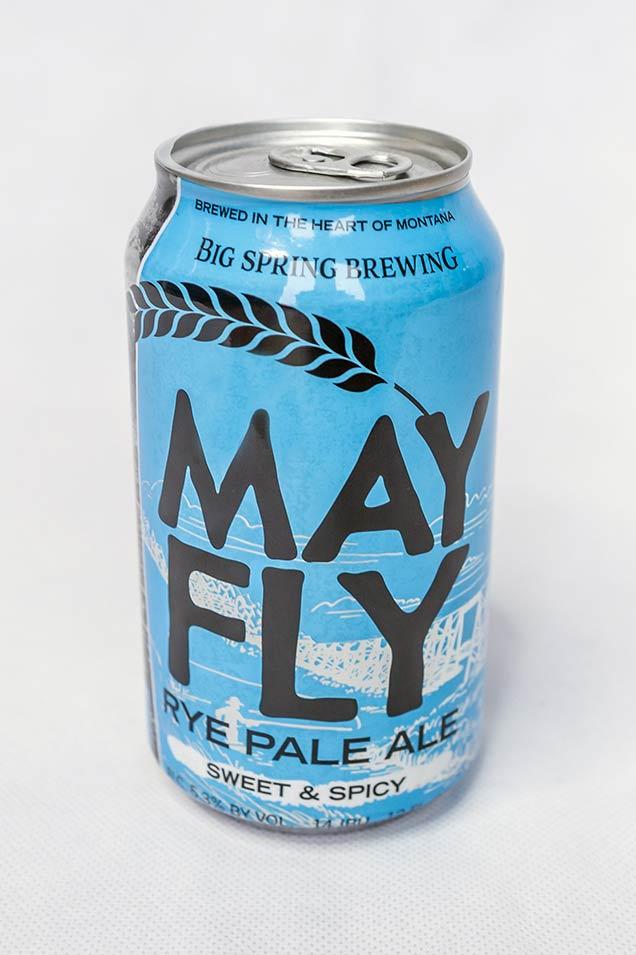 Big Spring Brewing :: May Fly